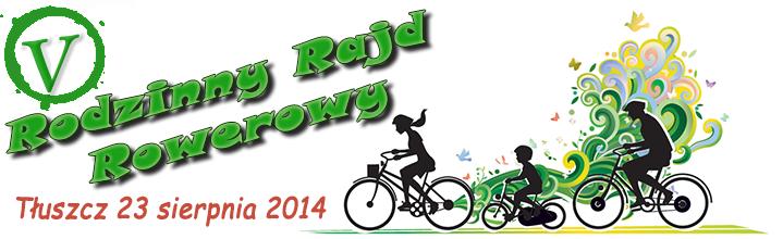 Rodzinny Rajd Rowerowy 2014